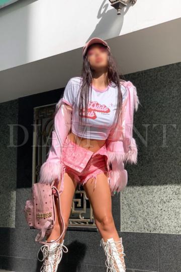 elite prostitutes